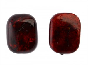 Cherry amber clips