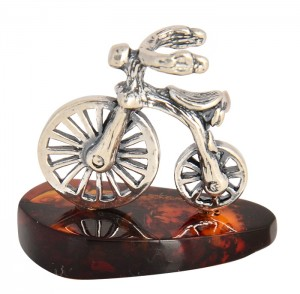 Cognac amber Bicycle